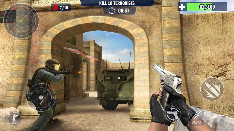 Counter Terrorist 1.2.6 Screenshot 4