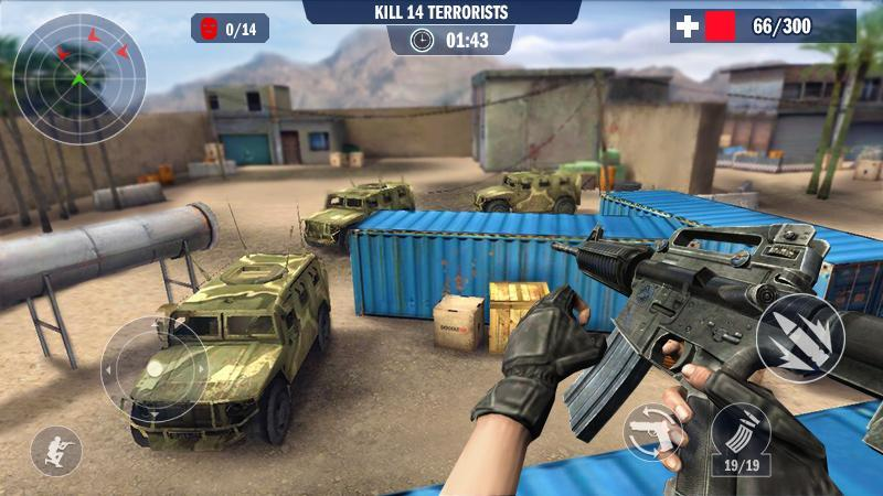 Counter Terrorist 1.2.6 Screenshot 6
