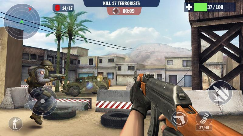 Counter Terrorist 1.2.6 Screenshot 8
