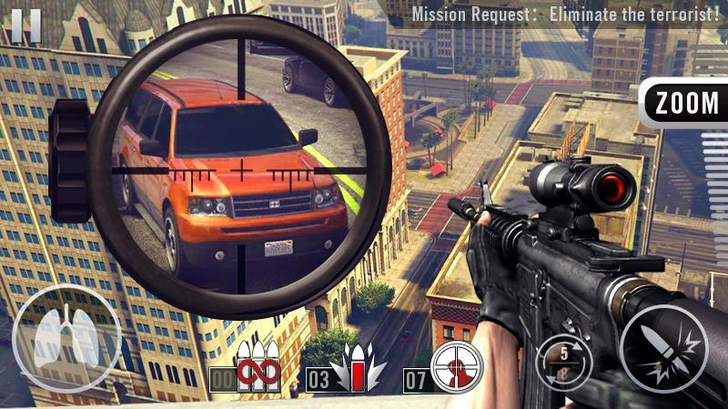 Sniper Shot 3D: Call of Snipers 1.5.0 Screenshot 3