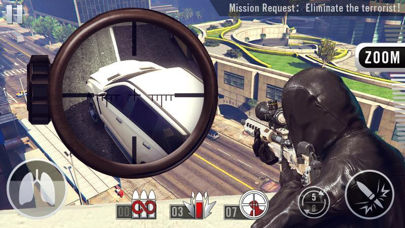 Sniper Shot 3D: Call of Snipers 1.5.0 Screenshot 7