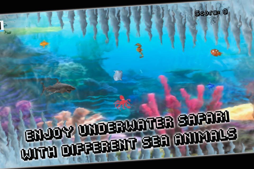 Clumsy Shark Fish 1.8 Screenshot 1