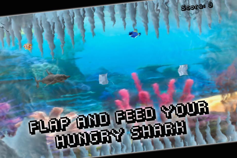 Clumsy Shark Fish 1.8 Screenshot 2
