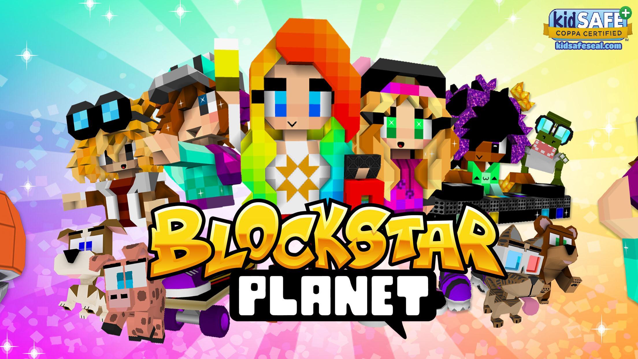 BlockStarPlanet 5.8.1 Screenshot 1