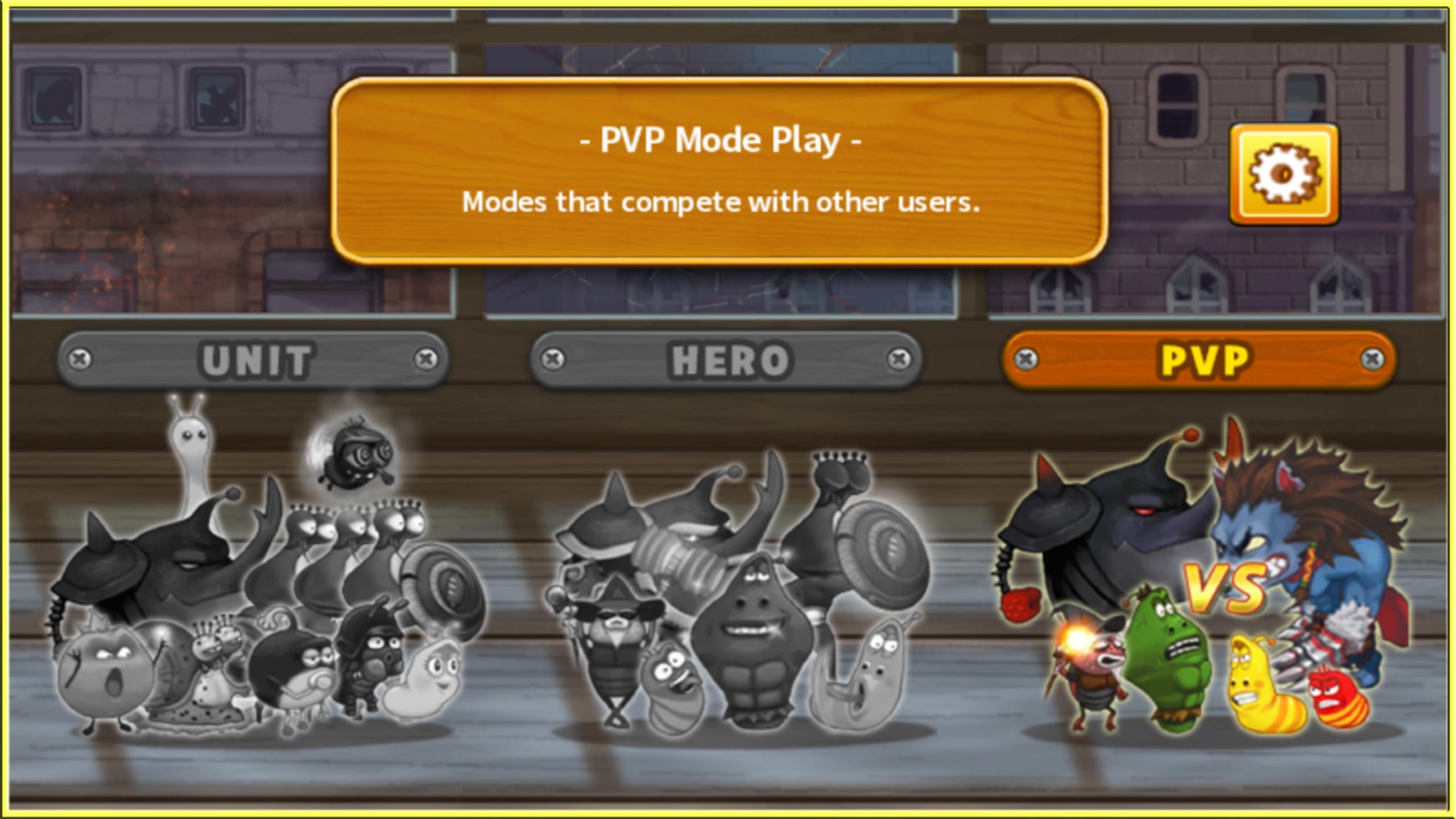 Larva Heroes: Battle League 2.4.6 Screenshot 1