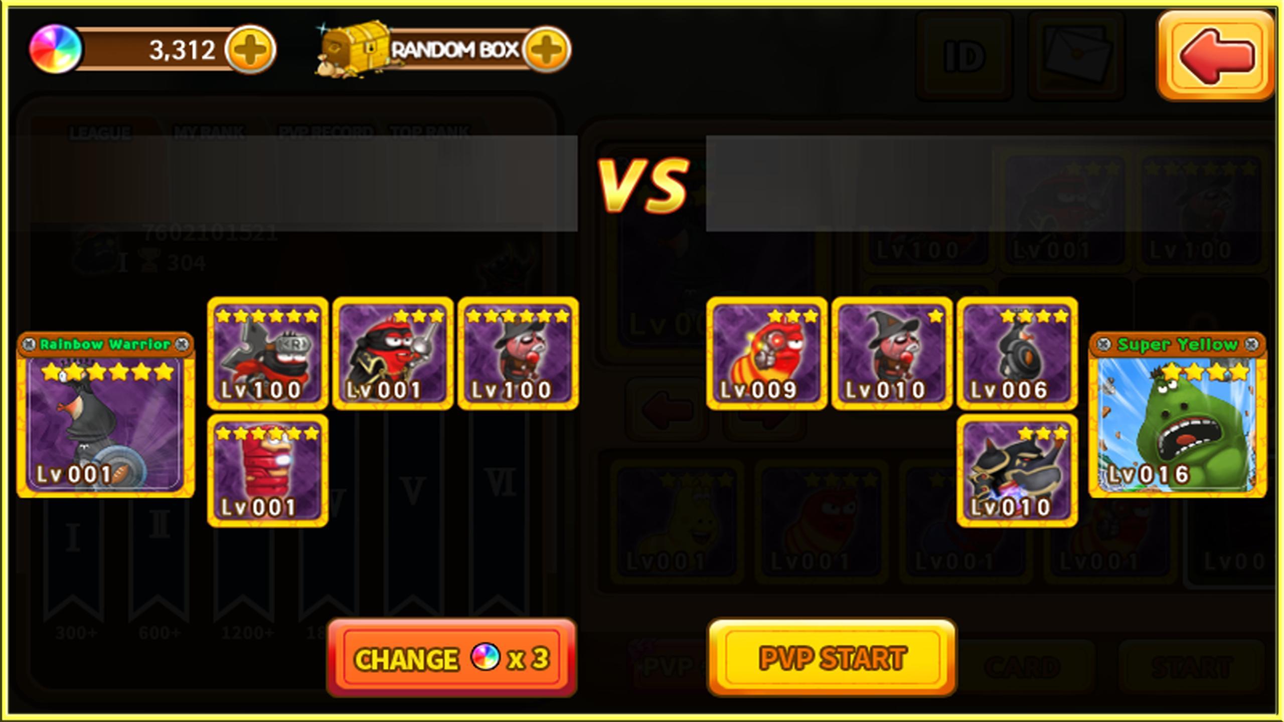 Larva Heroes: Battle League 2.4.6 Screenshot 11