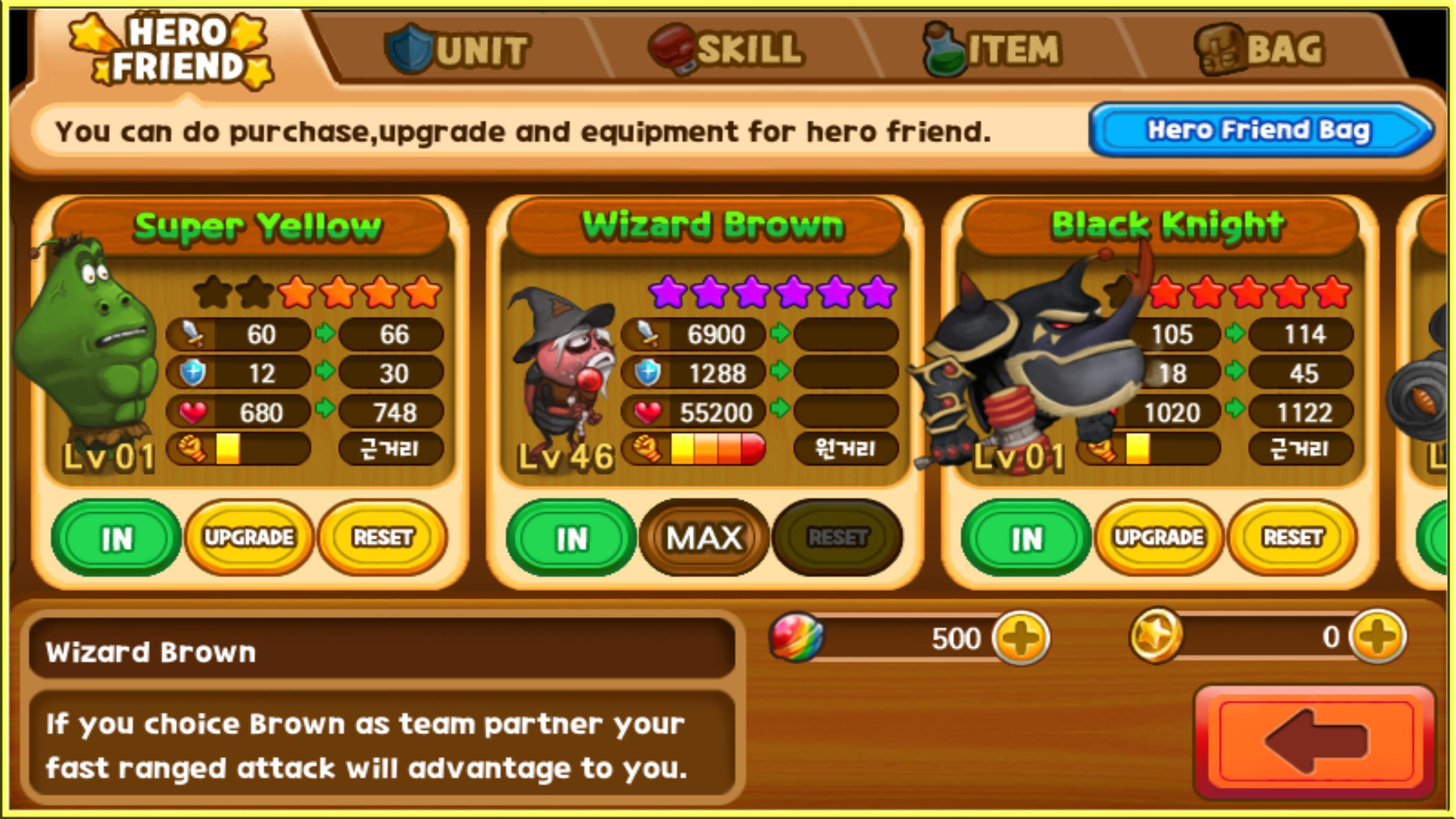 Larva Heroes: Battle League 2.4.6 Screenshot 16