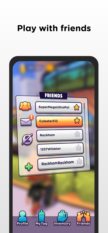 Word Tag Adventure Word Game 0.8.2 Screenshot 4