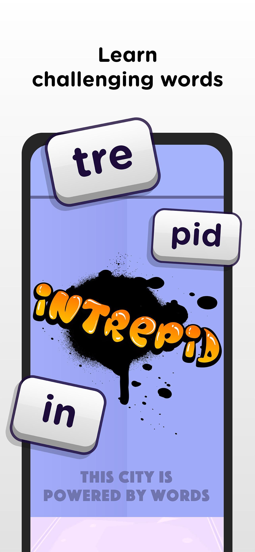 Word Tag Adventure Word Game 0.8.2 Screenshot 5