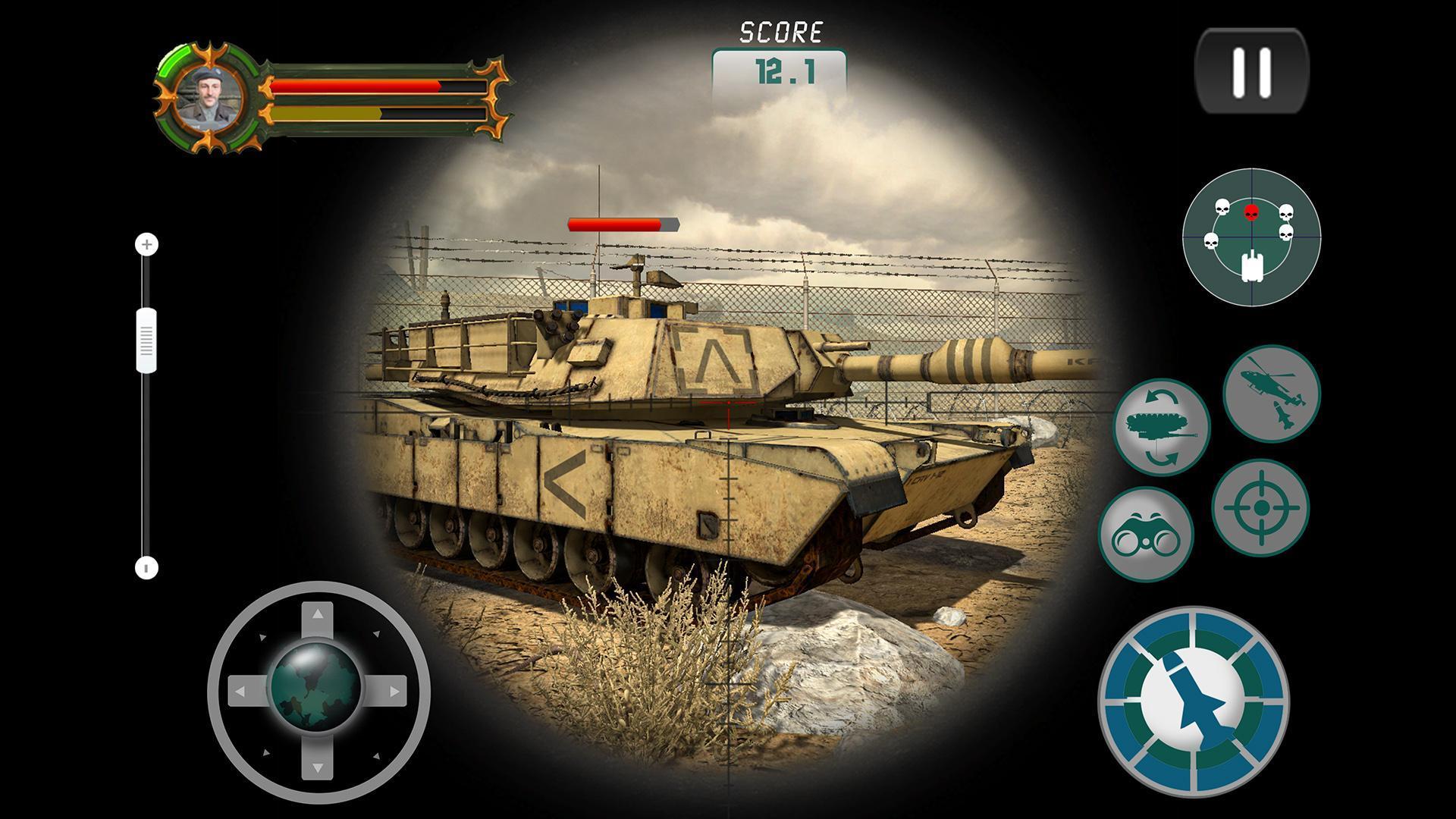 Battle Tank games 2020: Offline War Machines Games 1.6.1 Screenshot 3