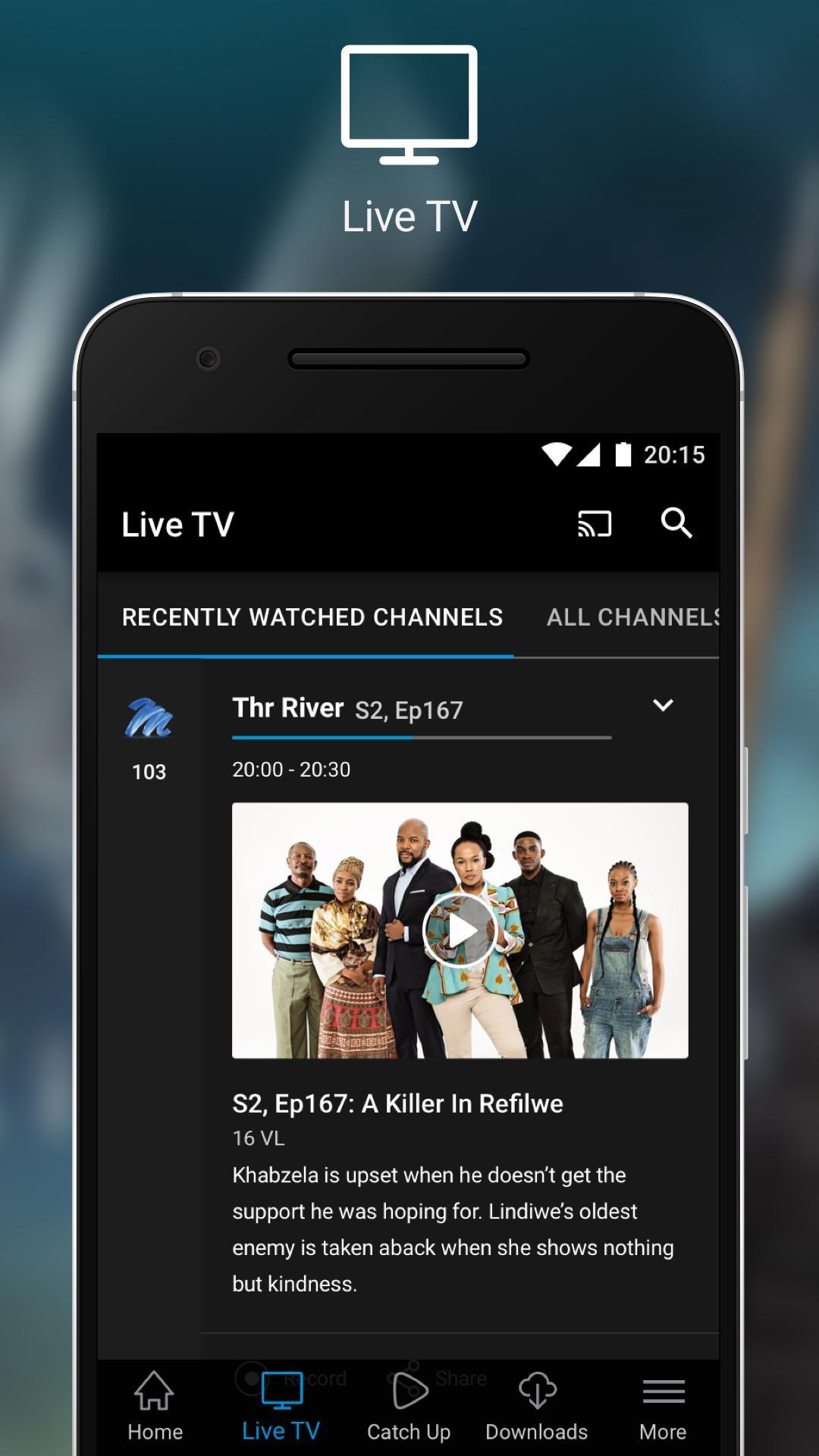 DStv Now 2.2.11 Screenshot 2