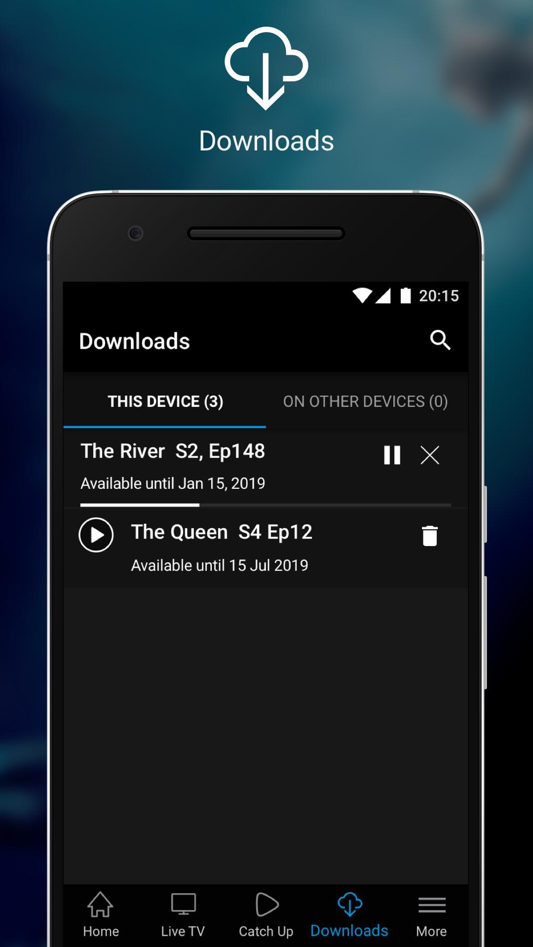 DStv Now 2.2.11 Screenshot 5