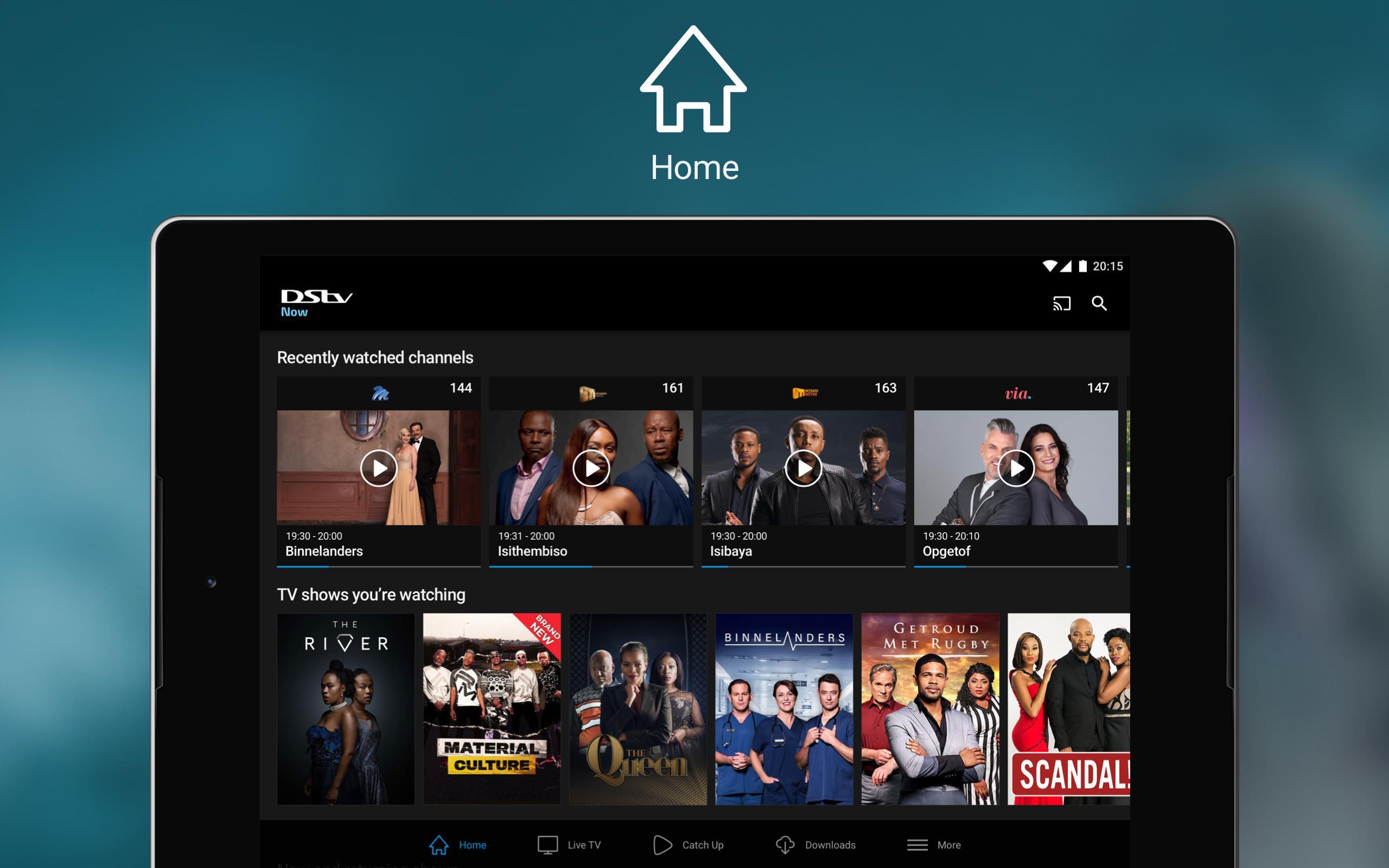 DStv Now 2.2.11 Screenshot 9