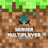 Multiplayer for Minecraft PE app icon