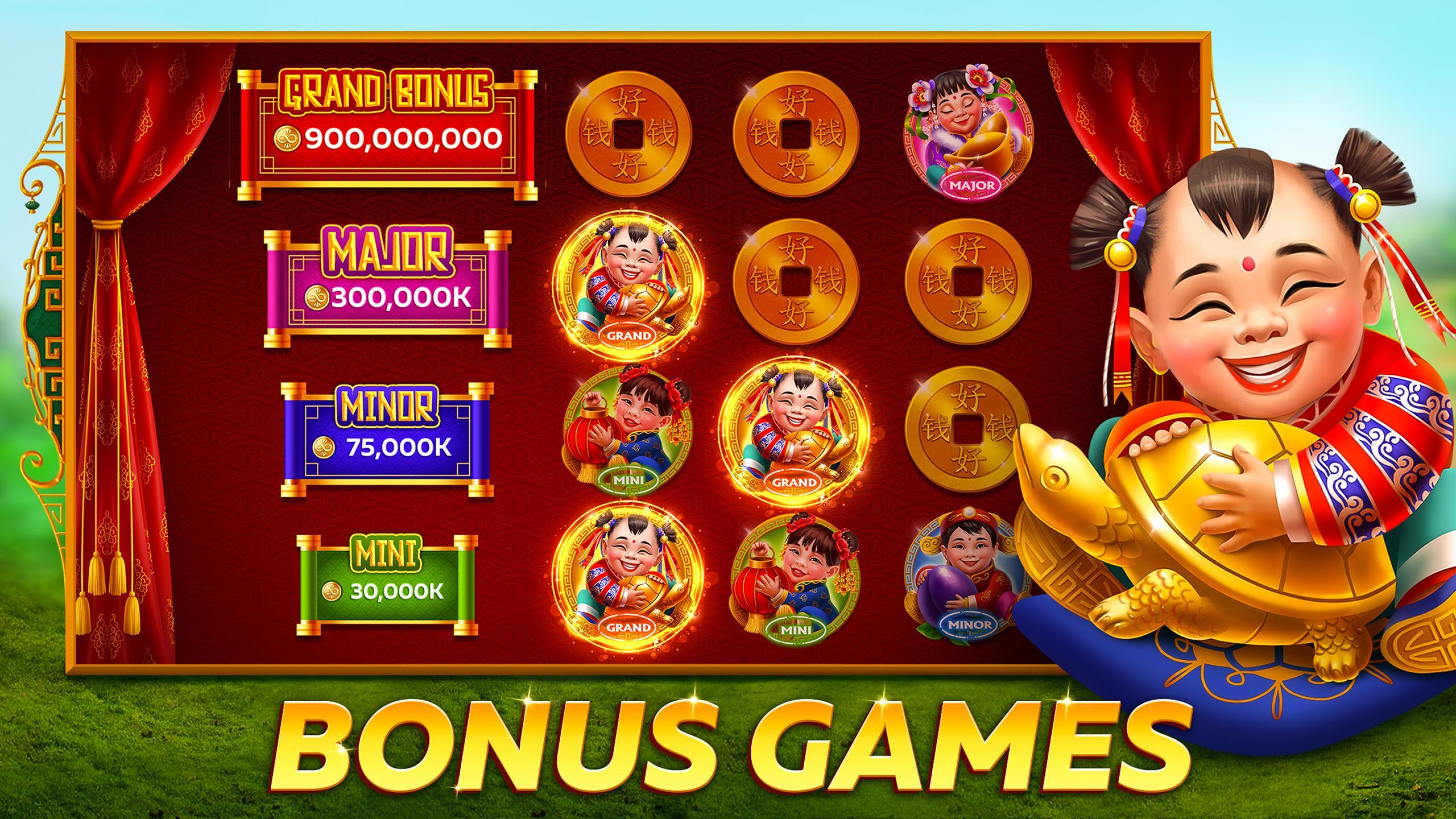 Casino Jackpot Slots - Infinity Slots™ 777 Game 5.15.0 Screenshot 1