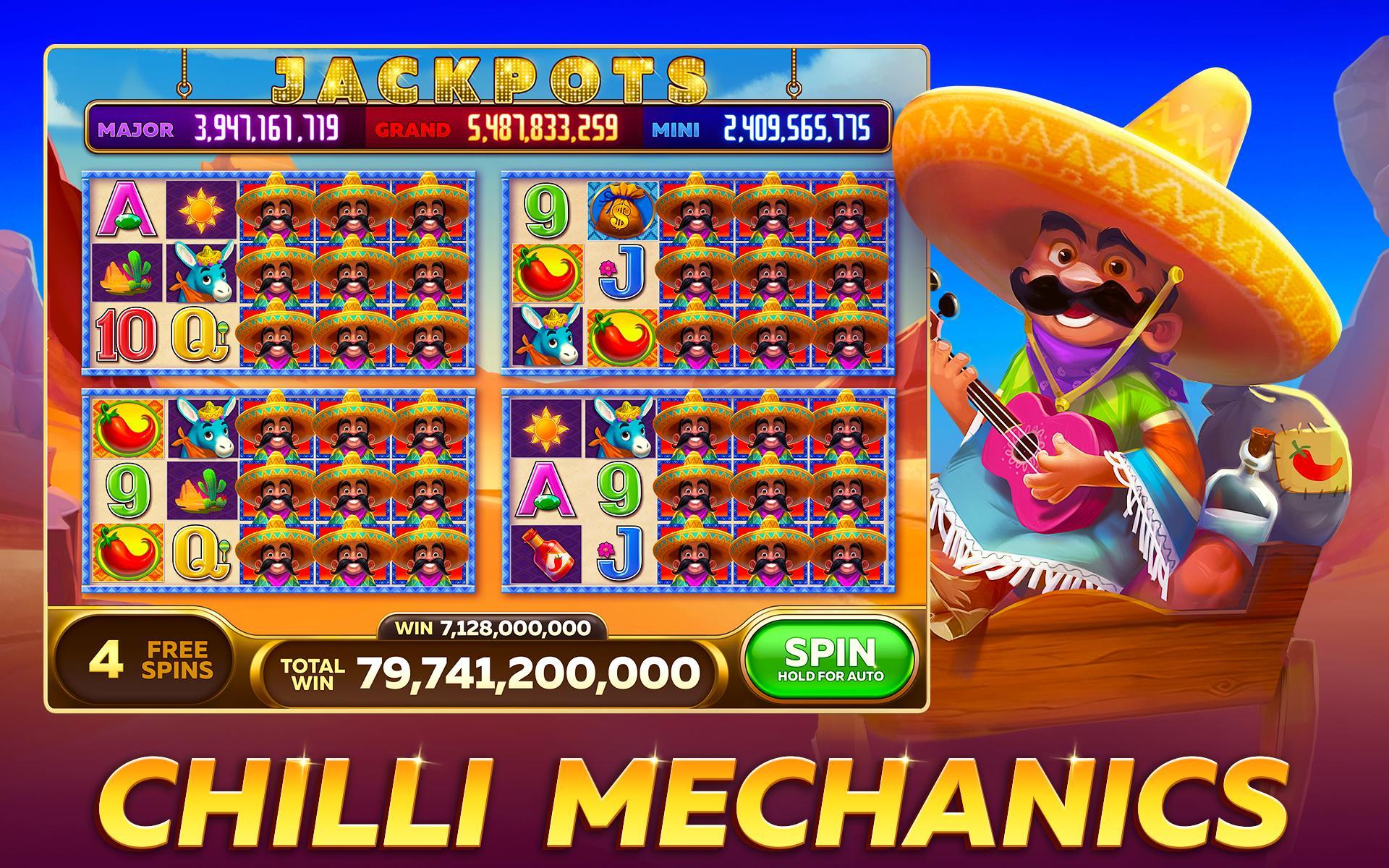 Casino Jackpot Slots - Infinity Slots™ 777 Game 5.15.0 Screenshot 18