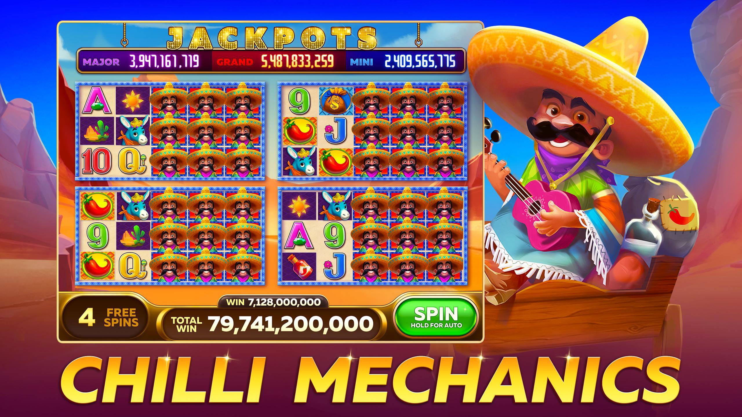 Casino Jackpot Slots - Infinity Slots™ 777 Game 5.15.0 Screenshot 2