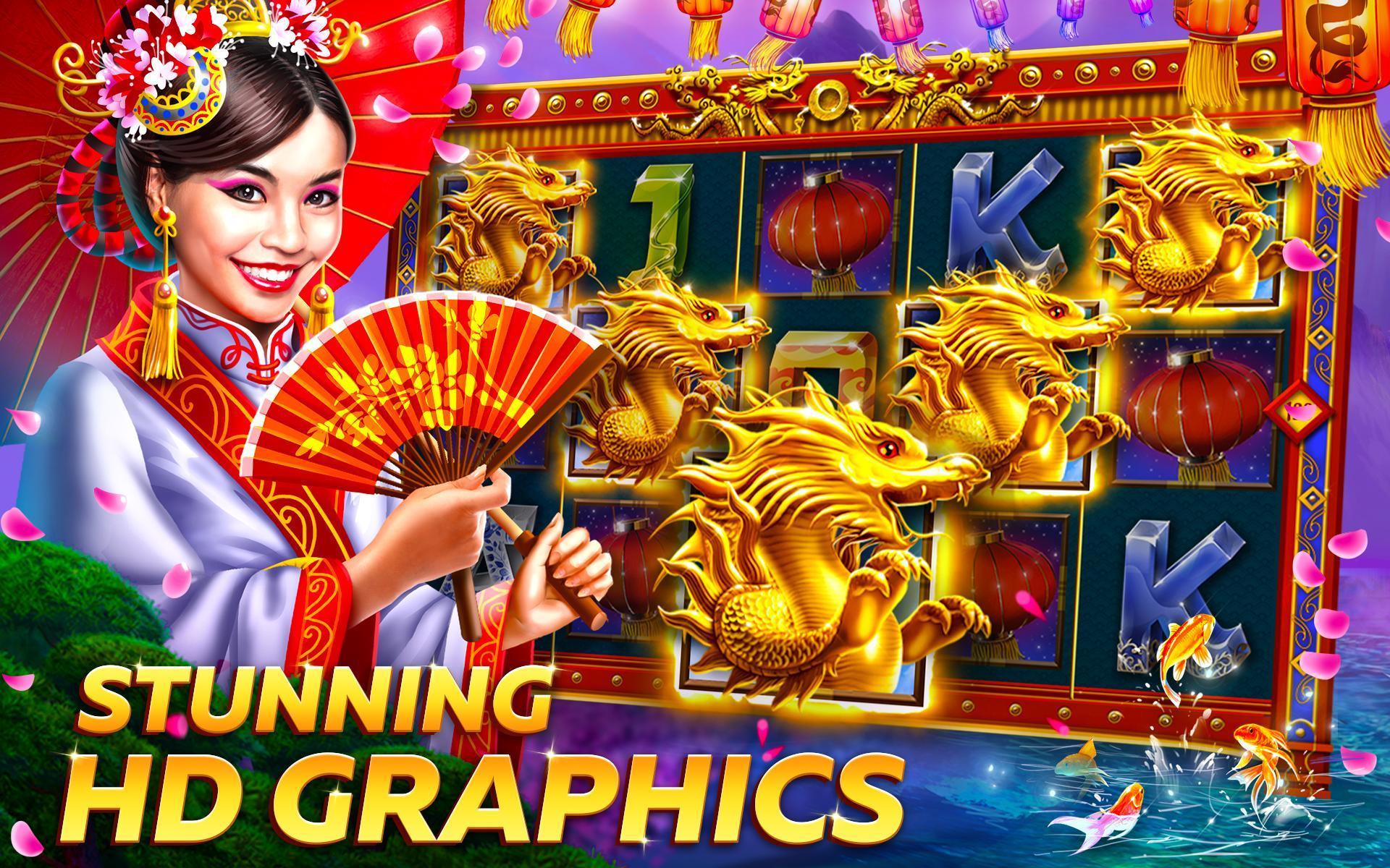 Casino Jackpot Slots - Infinity Slots™ 777 Game 5.15.0 Screenshot 21