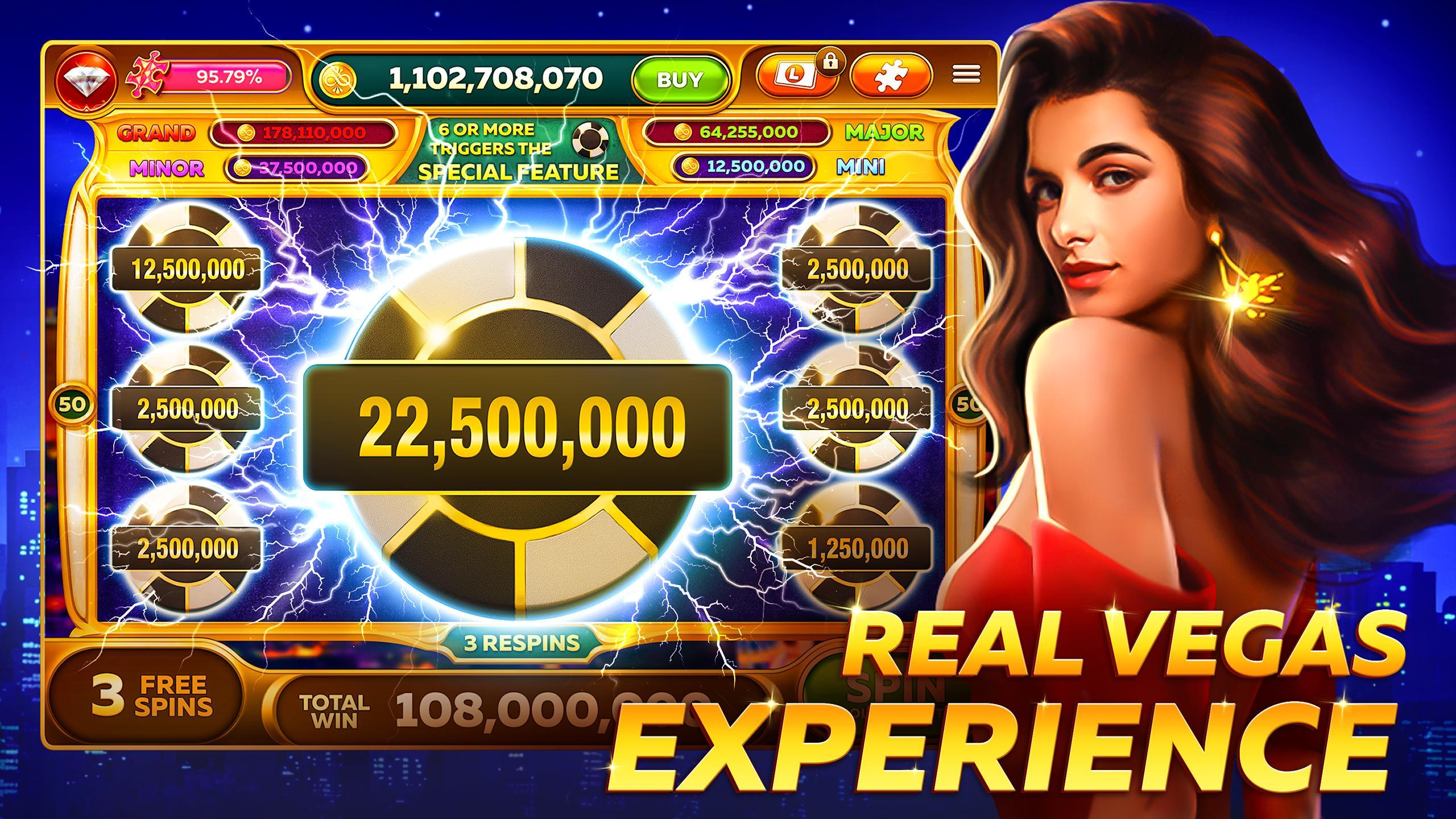 Casino Jackpot Slots - Infinity Slots™ 777 Game 5.15.0 Screenshot 3