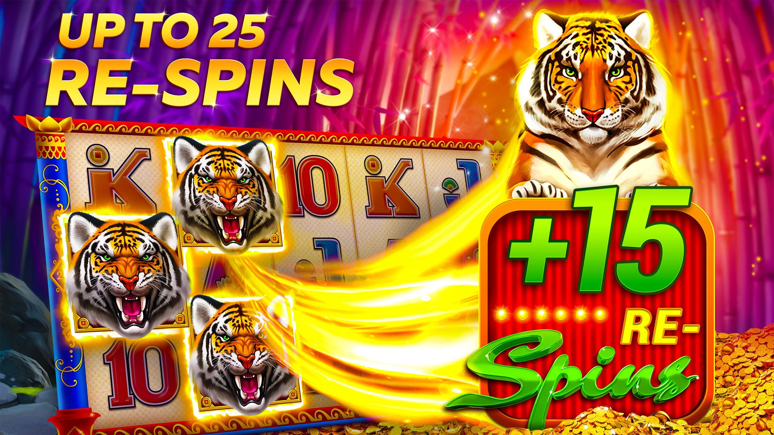Casino Jackpot Slots - Infinity Slots™ 777 Game 5.15.0 Screenshot 4