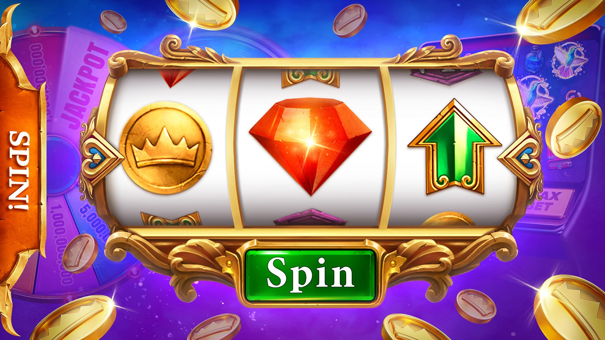 Scatter Slots Las Vegas Casino Game 777 Online 3.87.0 Screenshot 1