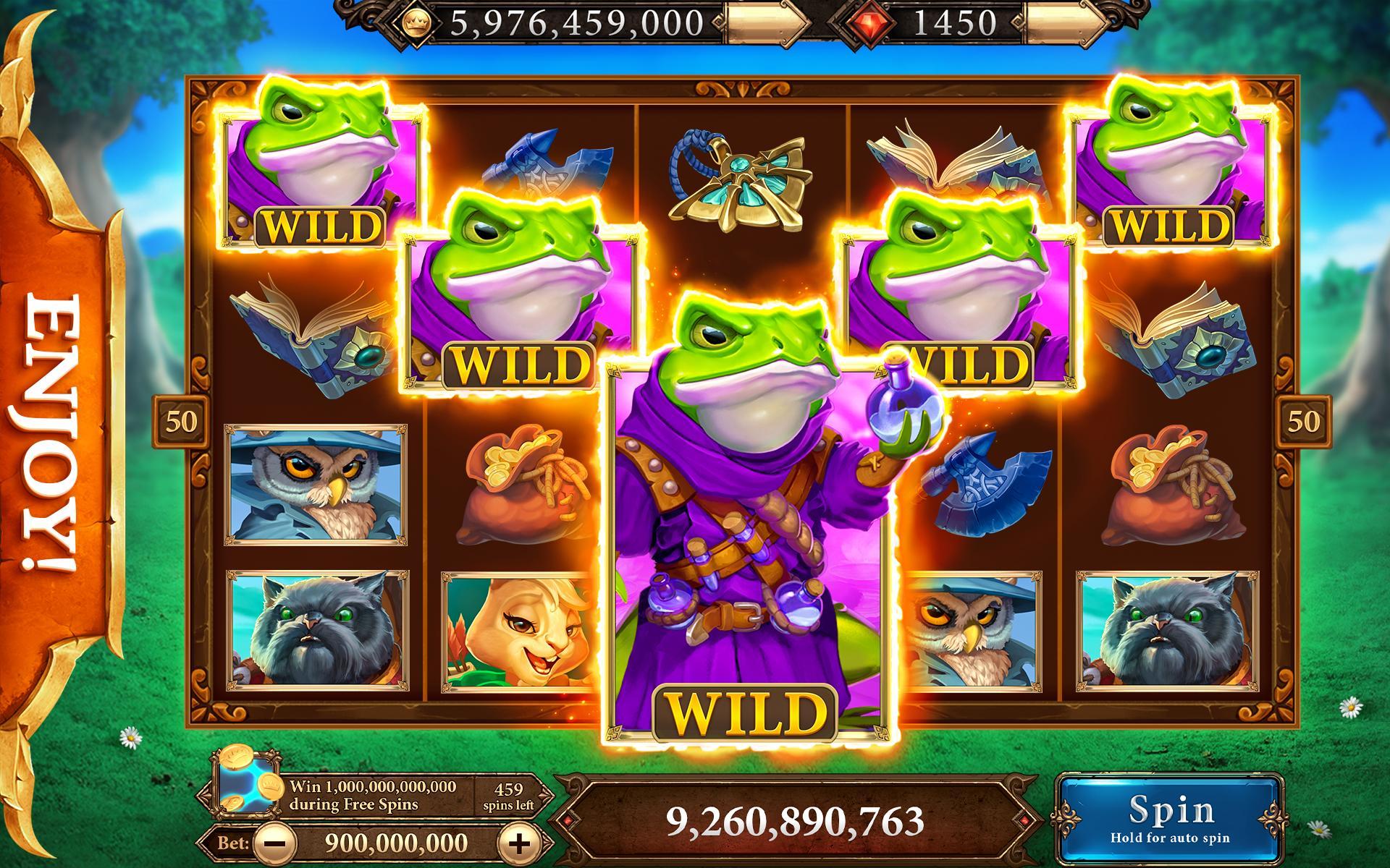 Scatter Slots Las Vegas Casino Game 777 Online 3.87.0 Screenshot 11