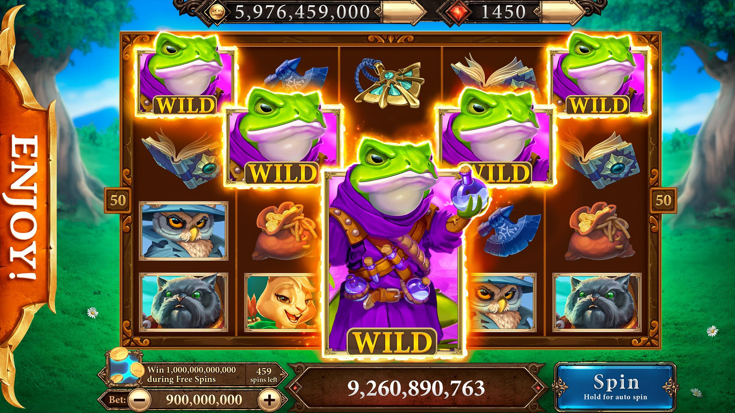 Scatter Slots Las Vegas Casino Game 777 Online 3.87.0 Screenshot 19