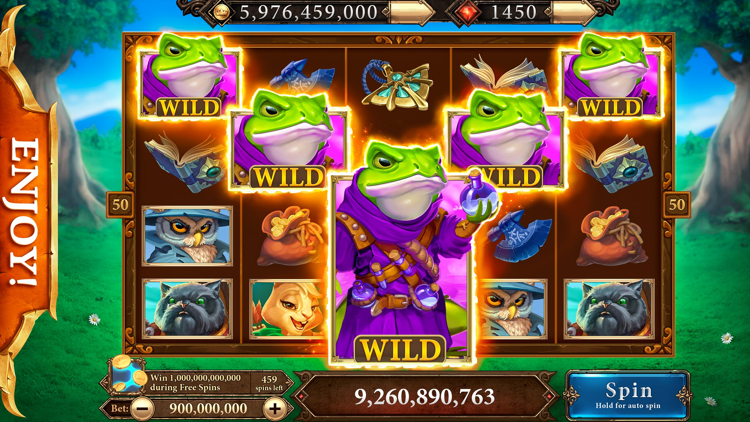 Scatter Slots Las Vegas Casino Game 777 Online 3.87.0 Screenshot 3