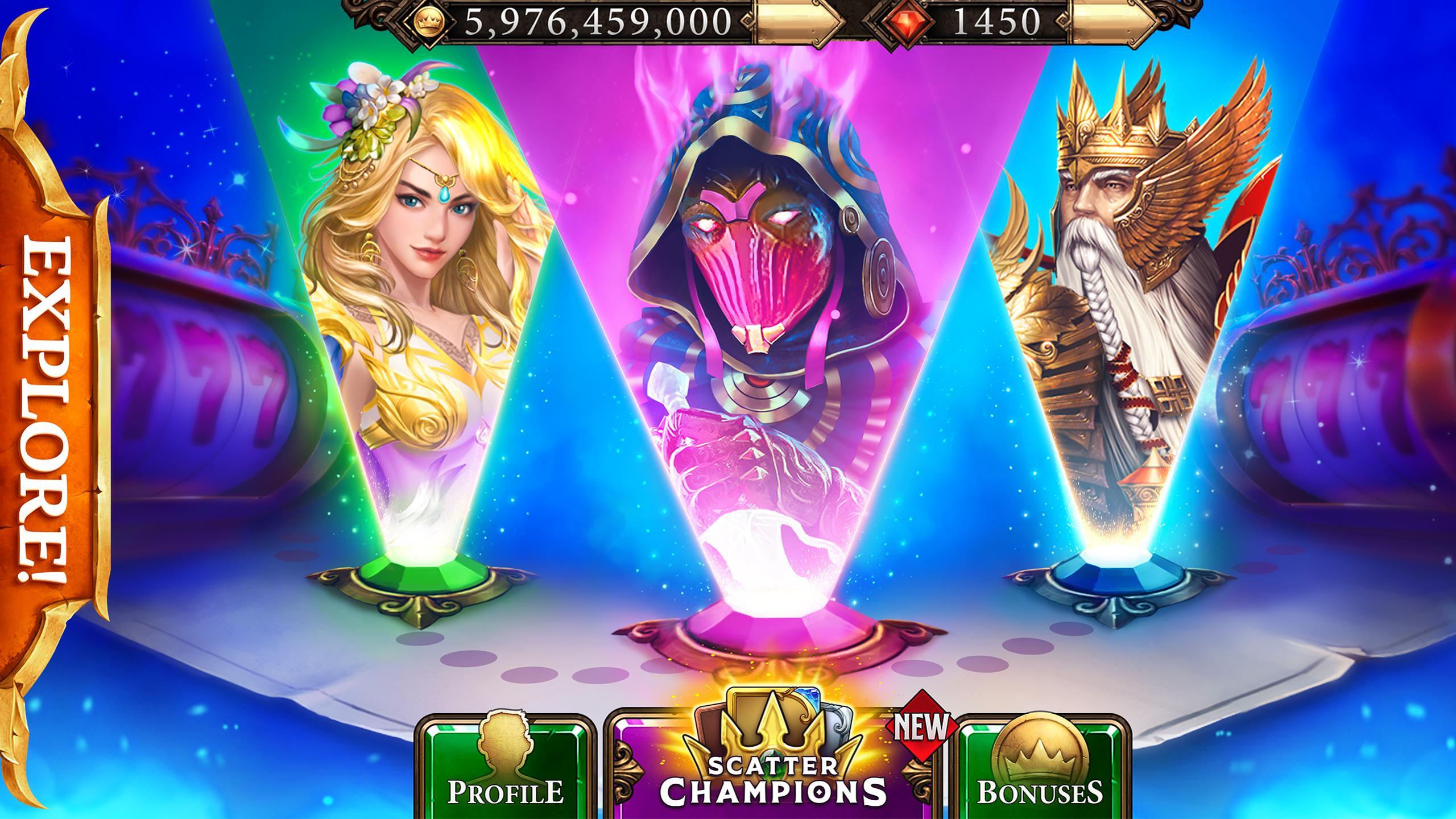 Scatter Slots Las Vegas Casino Game 777 Online 3.87.0 Screenshot 4