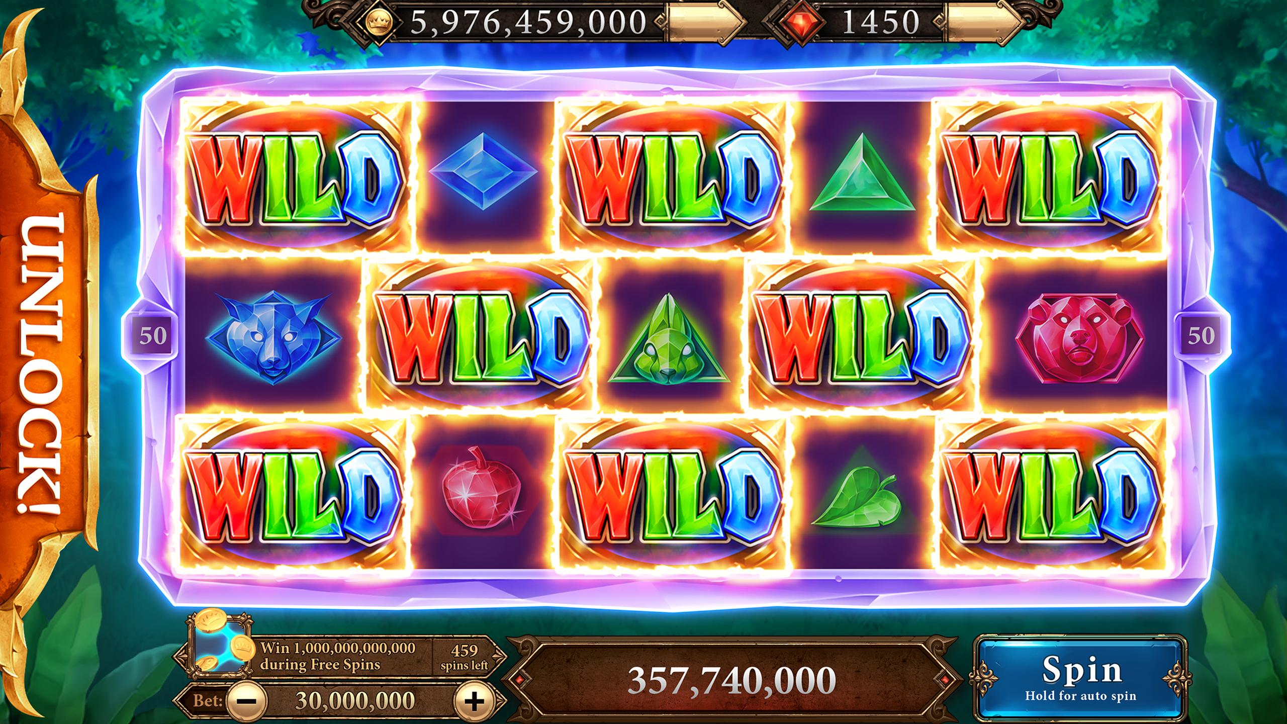 Scatter Slots Las Vegas Casino Game 777 Online 3.87.0 Screenshot 5