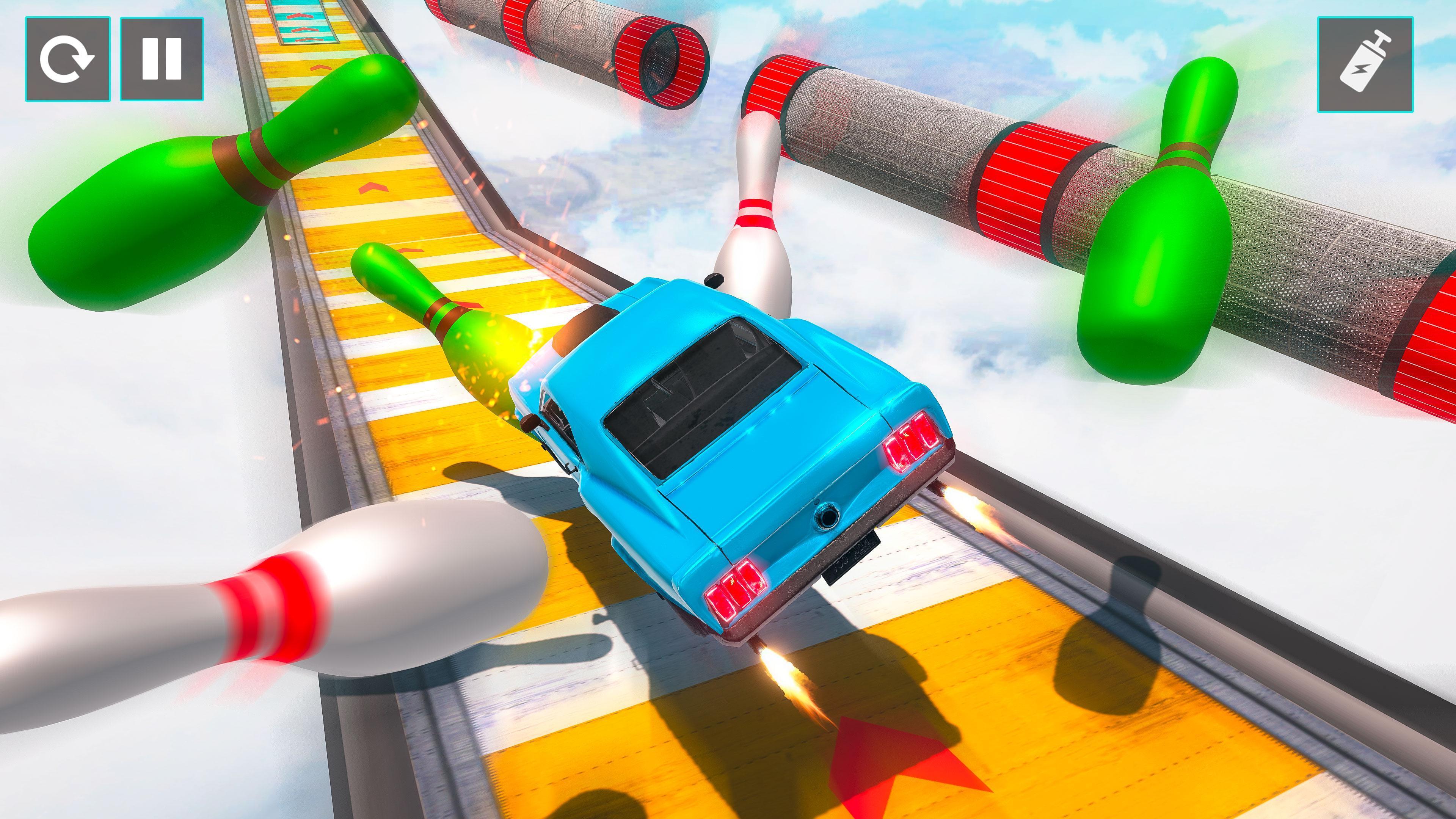 Muscle Car Stunts 2020 Mega Ramp Stunt Car Games 1.0.9 Screenshot 19