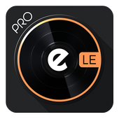 edjing PRO LE - Music DJ mixer app icon