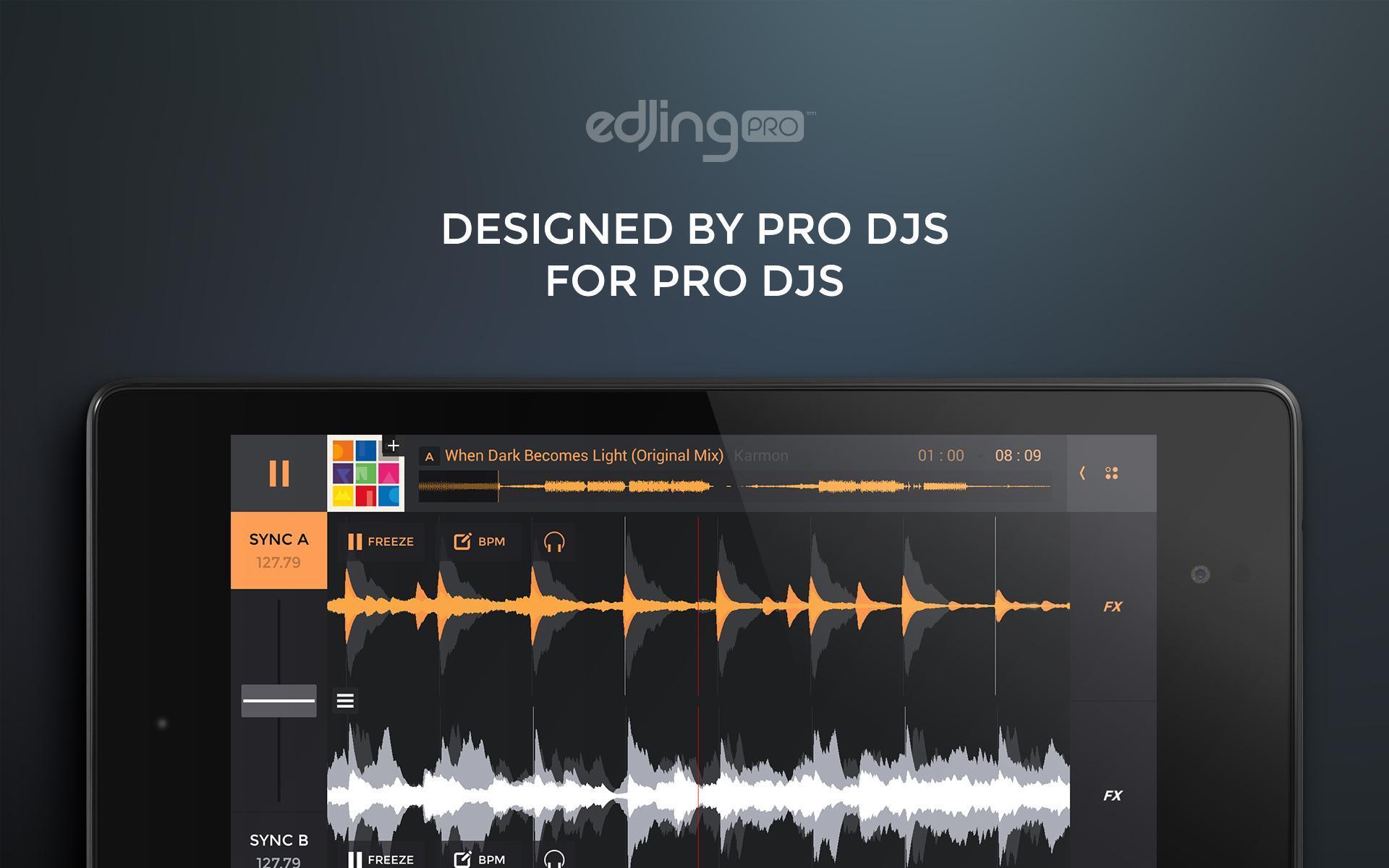 edjing PRO LE - Music DJ mixer 1.5.4 Screenshot 11