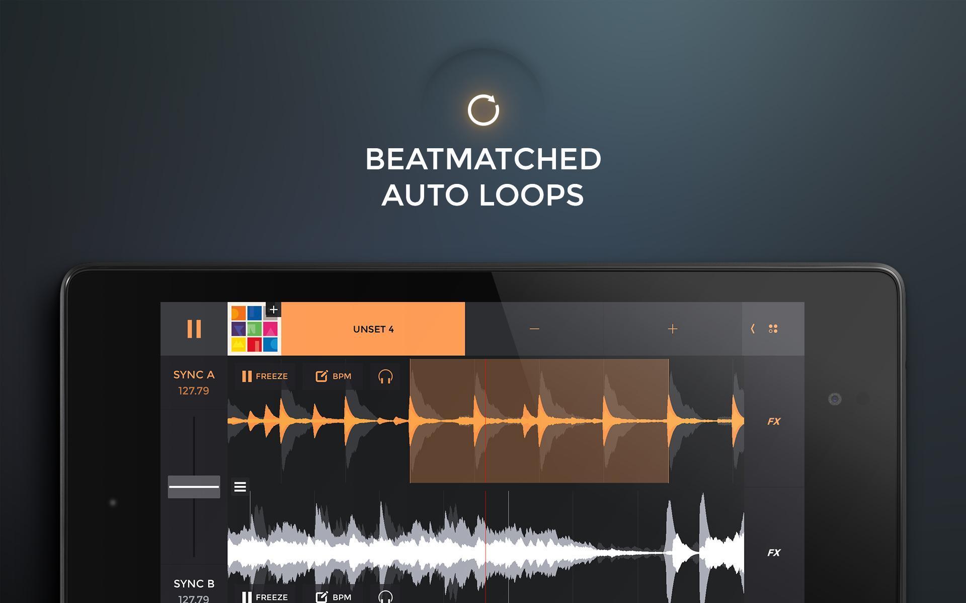 edjing PRO LE - Music DJ mixer 1.5.4 Screenshot 12
