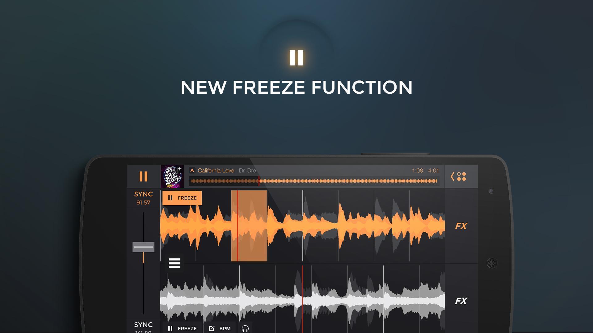 edjing PRO LE - Music DJ mixer 1.5.4 Screenshot 4