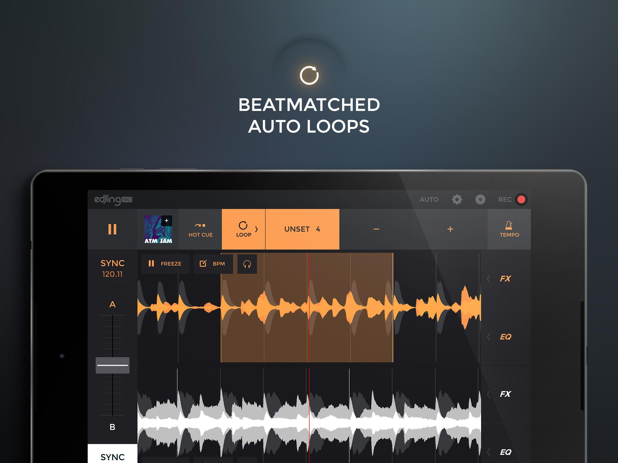 edjing PRO LE - Music DJ mixer 1.5.4 Screenshot 7
