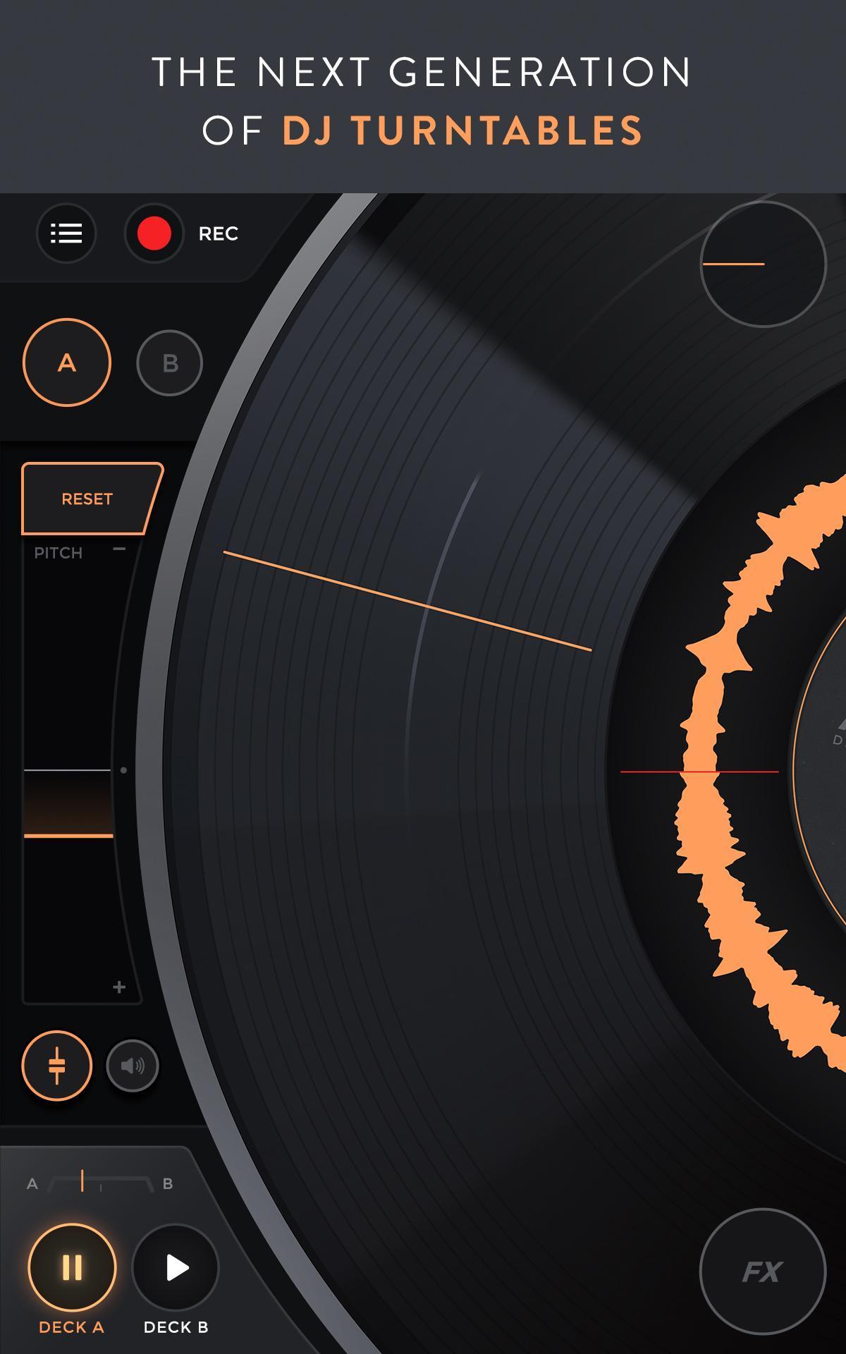 Mixfader dj digital vinyl 1.4.0 Screenshot 13