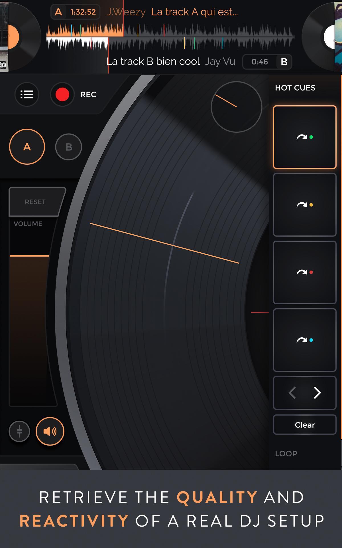 Mixfader dj digital vinyl 1.4.0 Screenshot 15