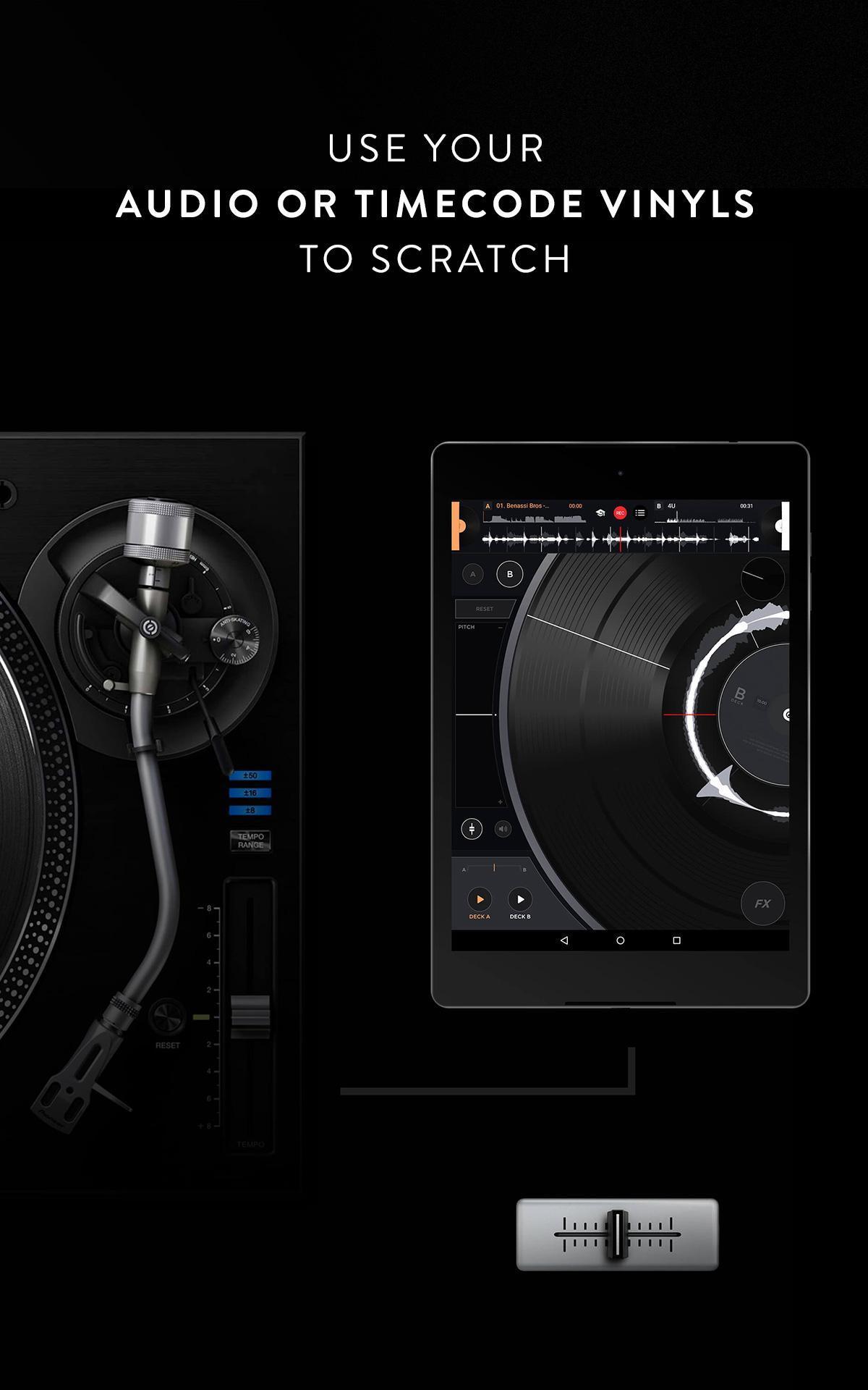 Mixfader dj digital vinyl 1.4.0 Screenshot 18