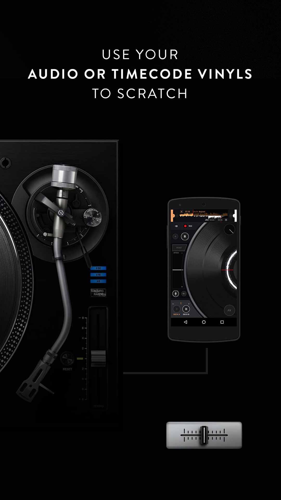 Mixfader dj digital vinyl 1.4.0 Screenshot 6