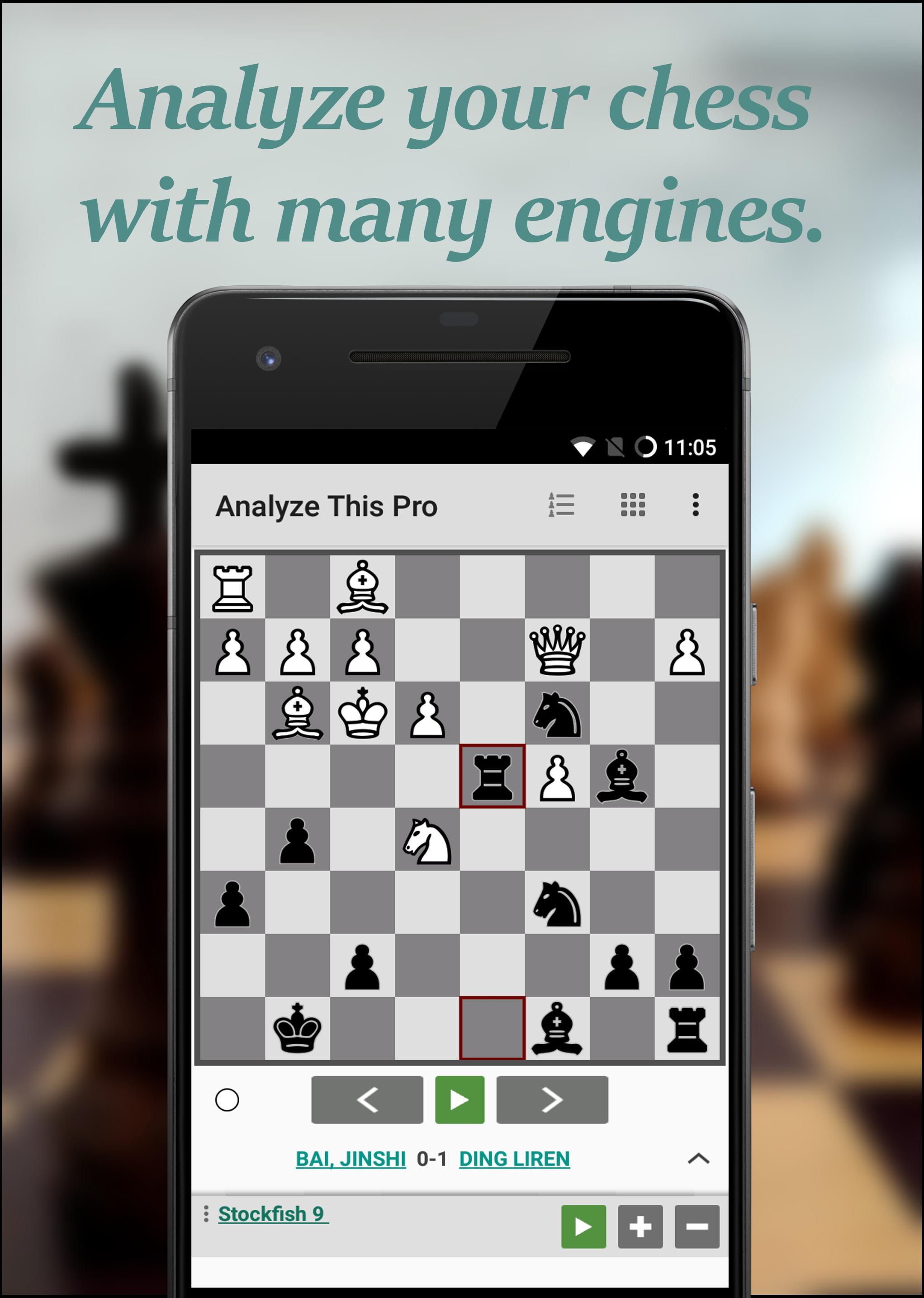 Chess - Analyze This (Free) 5.3.16 Screenshot 1