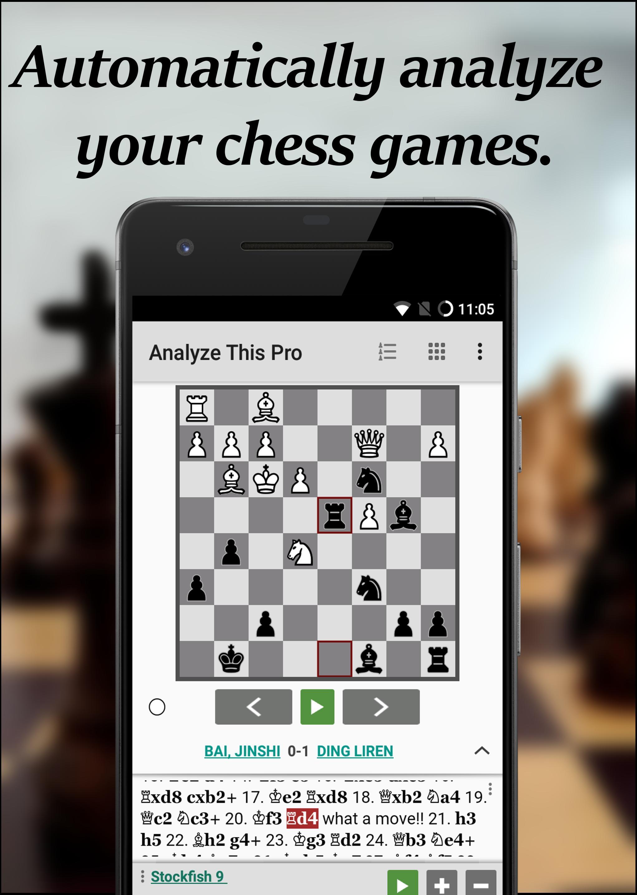 Chess - Analyze This (Free) 5.3.16 Screenshot 4