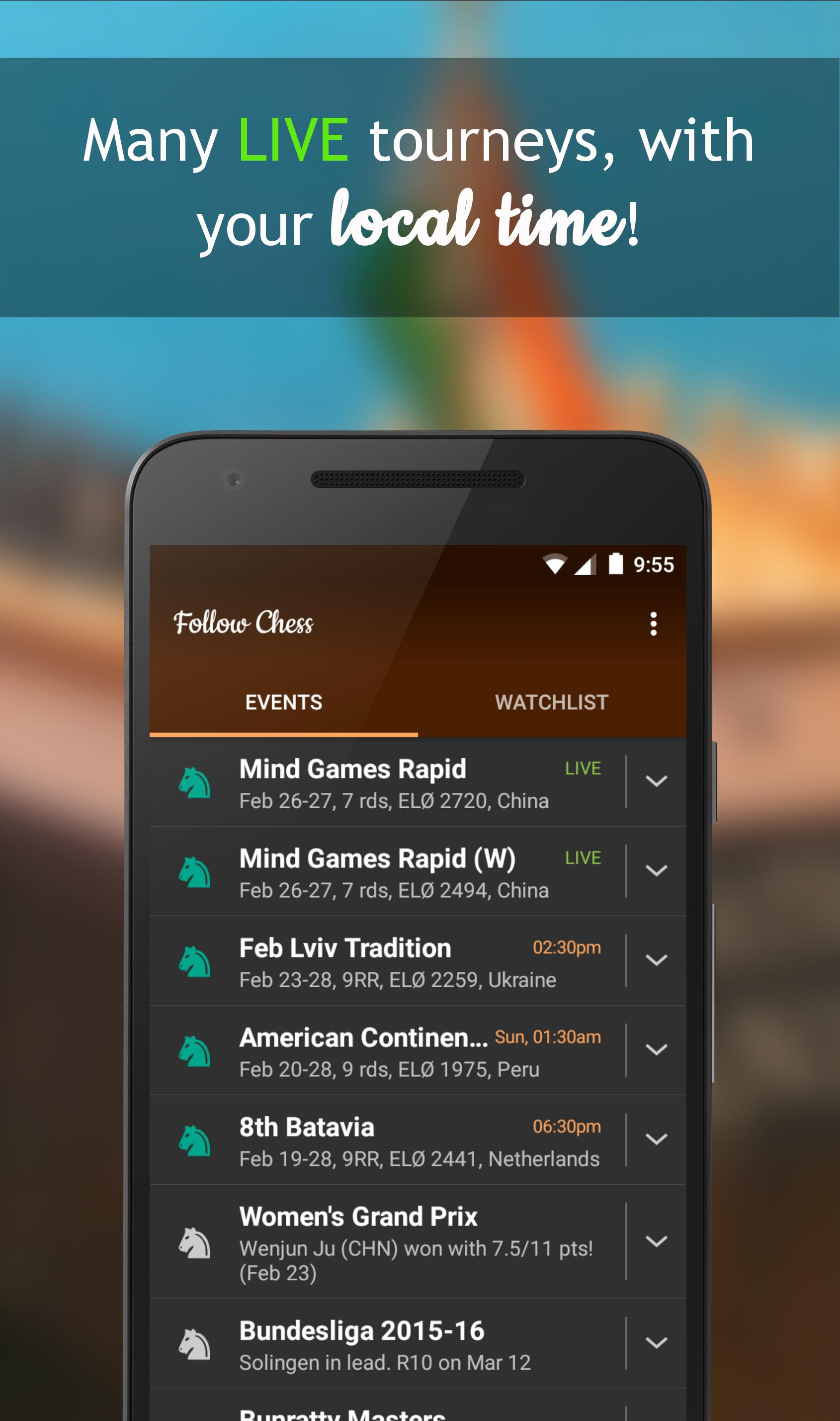 Follow Chess 3.6.12 Screenshot 1