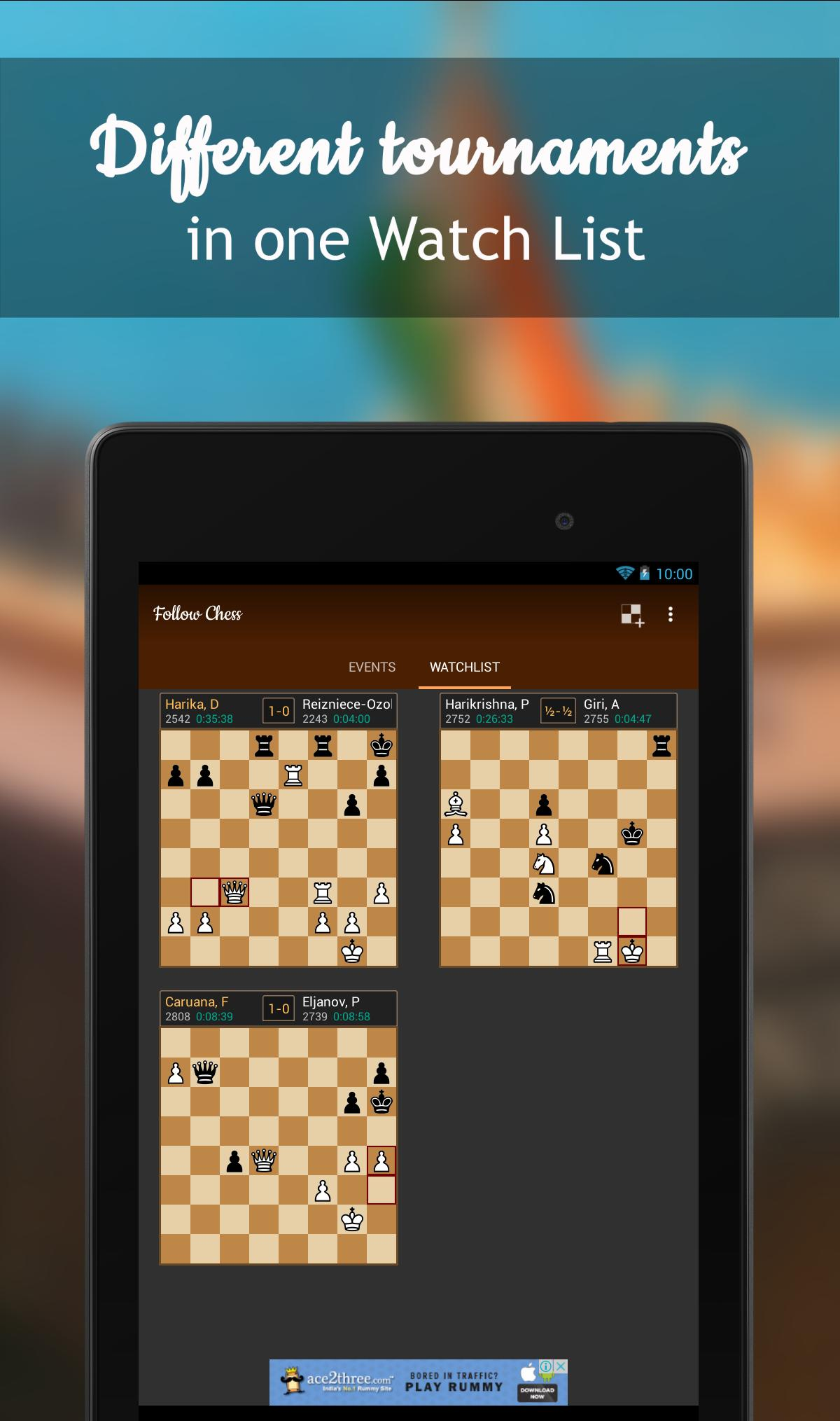 Follow Chess 3.6.12 Screenshot 10