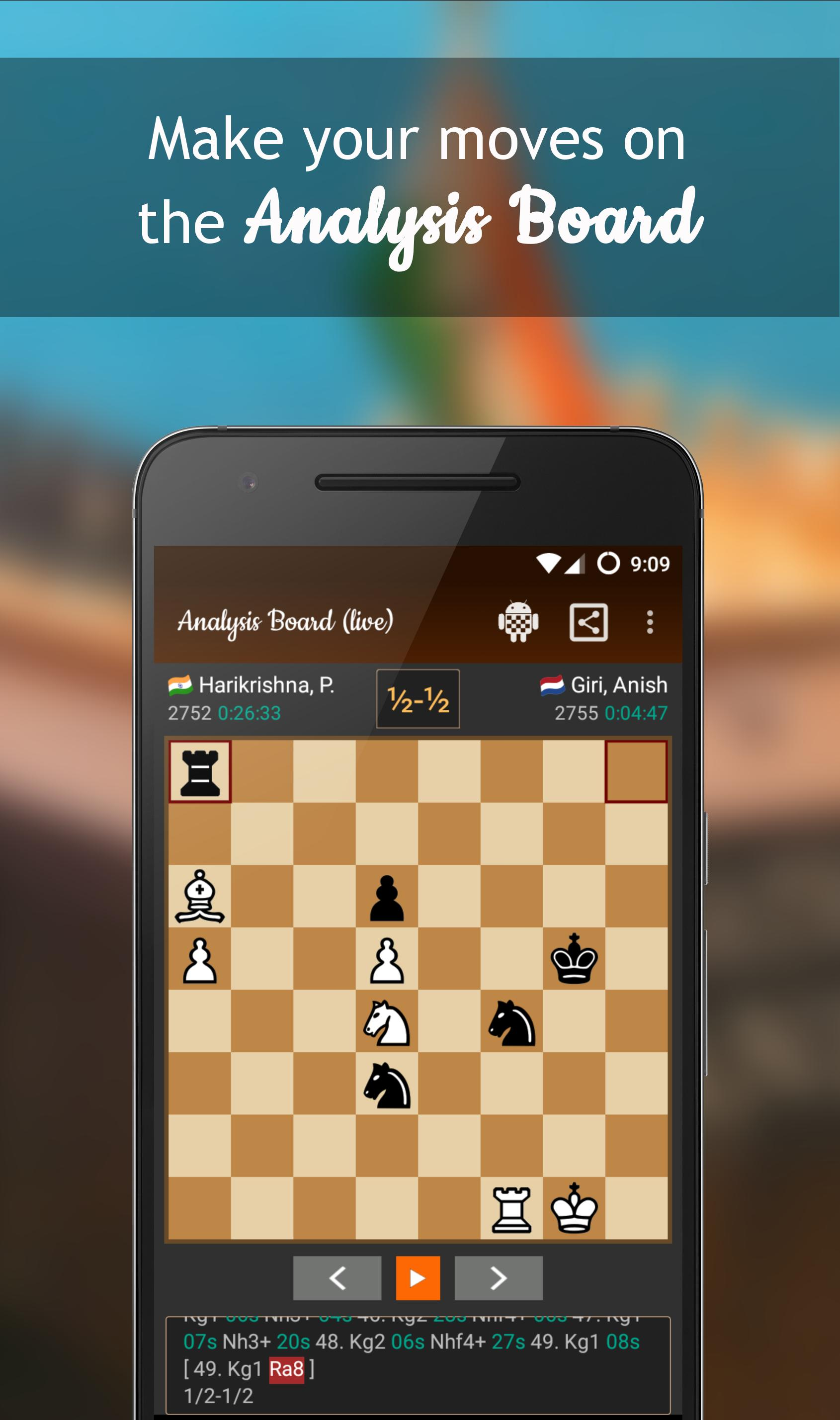 Follow Chess 3.6.12 Screenshot 3