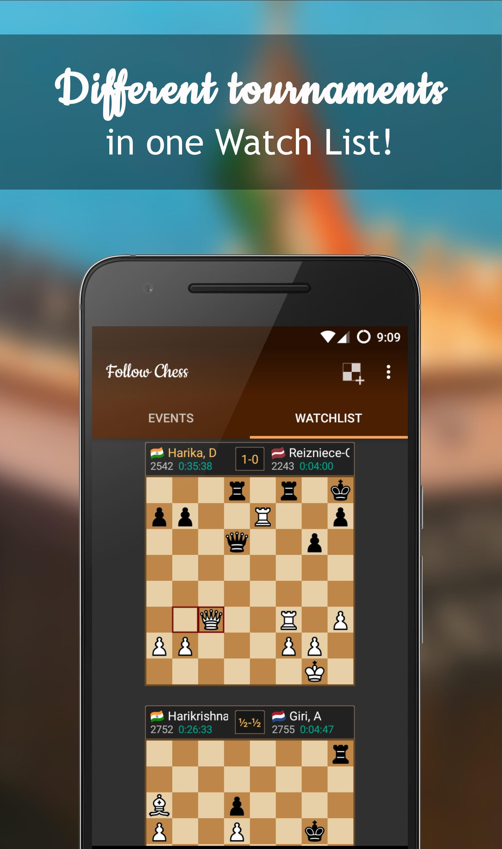 Follow Chess 3.6.12 Screenshot 4