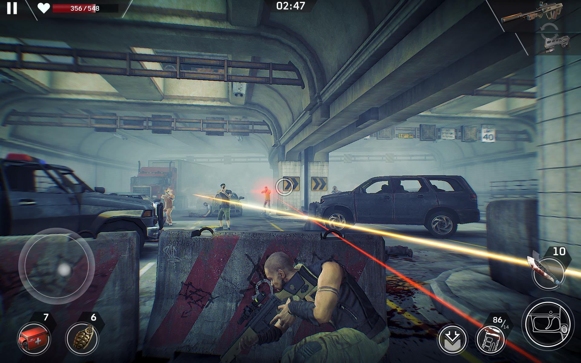 Left to Survive Zombie Survival PvP Shooter 4.2.0 Screenshot 11