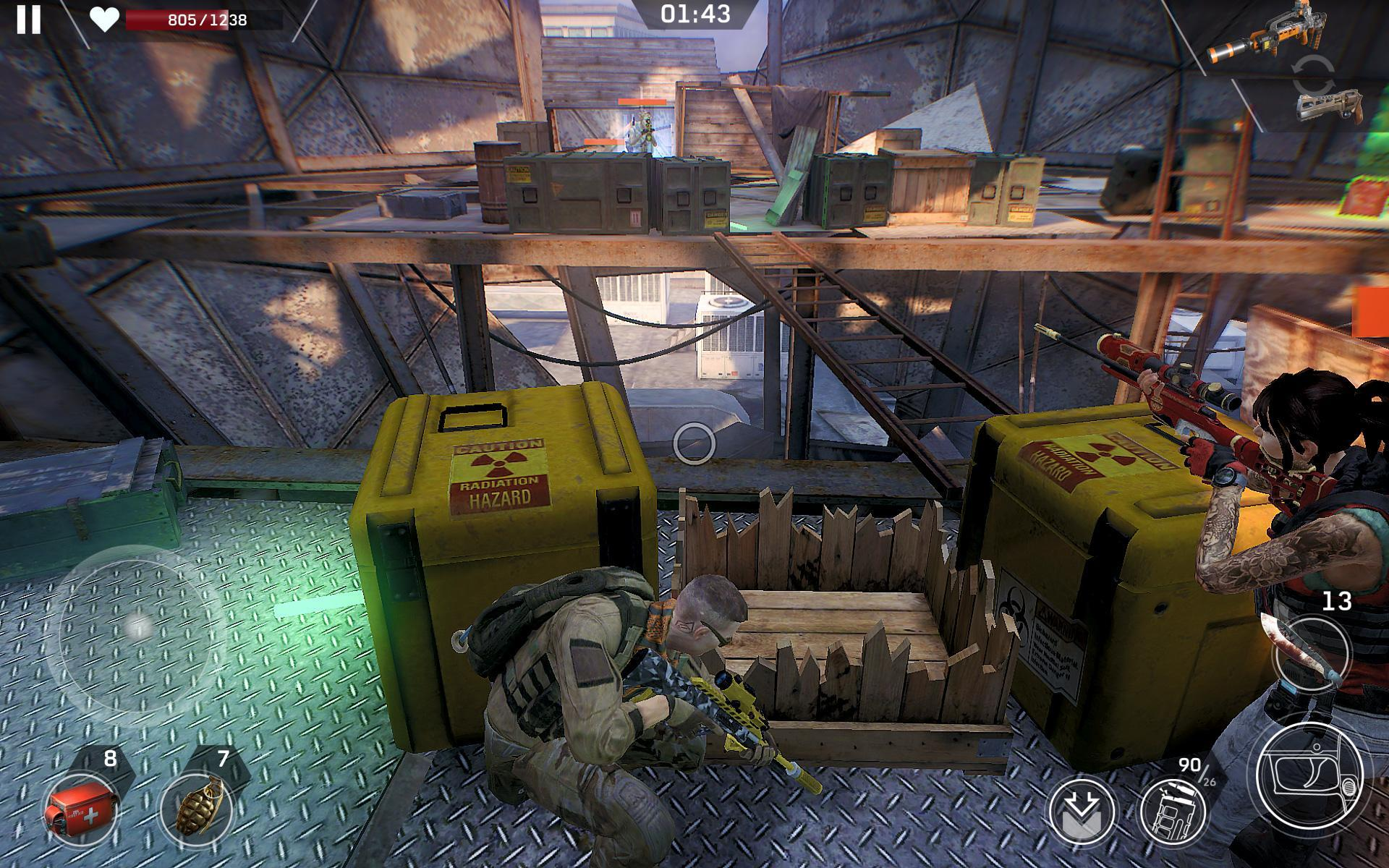 Left to Survive Zombie Survival PvP Shooter 4.2.0 Screenshot 12