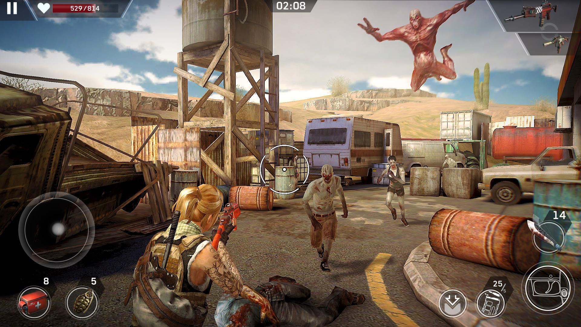 Left to Survive Zombie Survival PvP Shooter 4.2.0 Screenshot 13