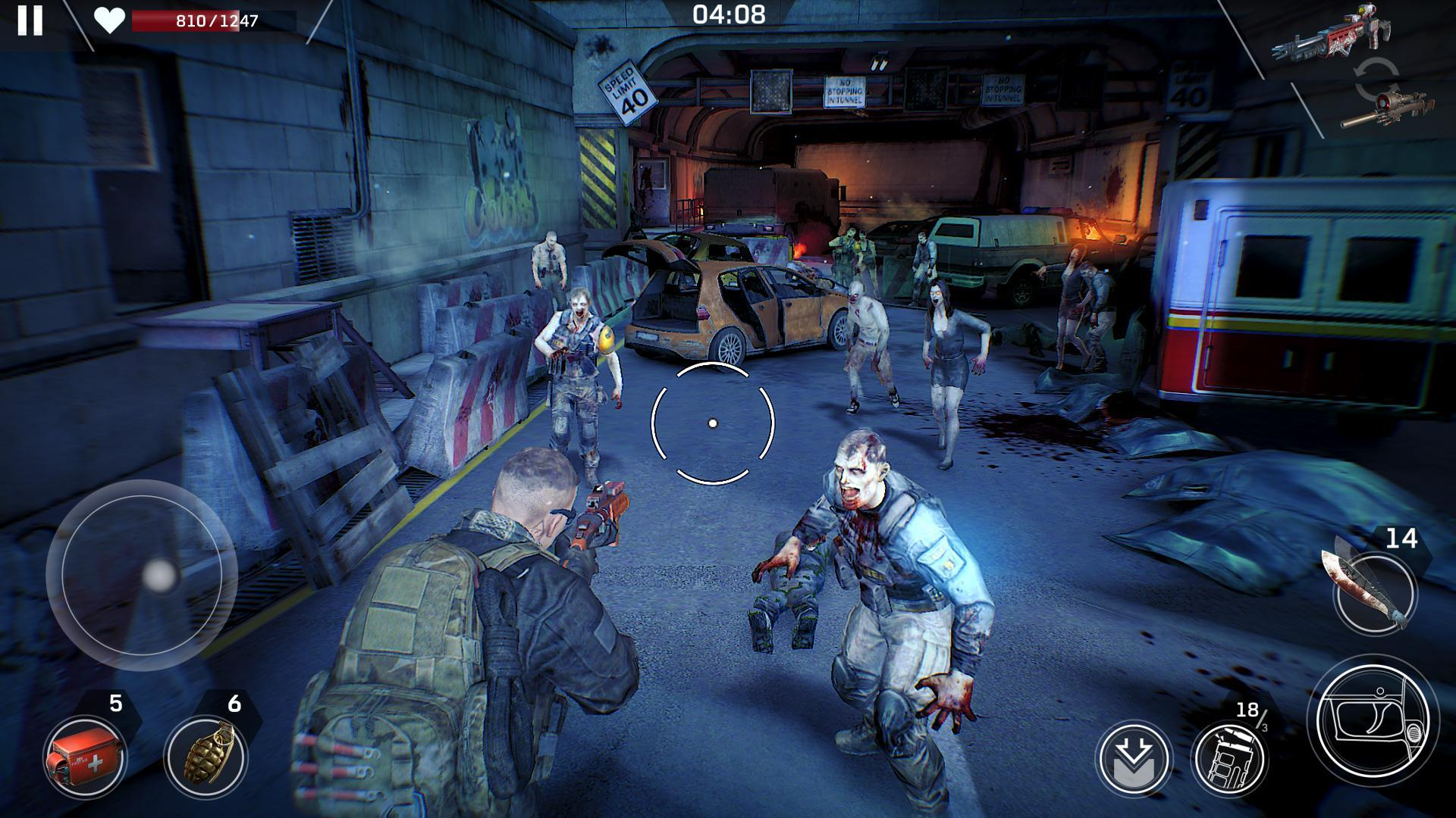Left to Survive Zombie Survival PvP Shooter 4.2.0 Screenshot 14